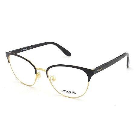 Armação Óculos de Grau Vogue Feminino VO4088 352