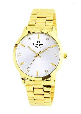 Relógio Champion Feminino Elegance Analógico CN24057H