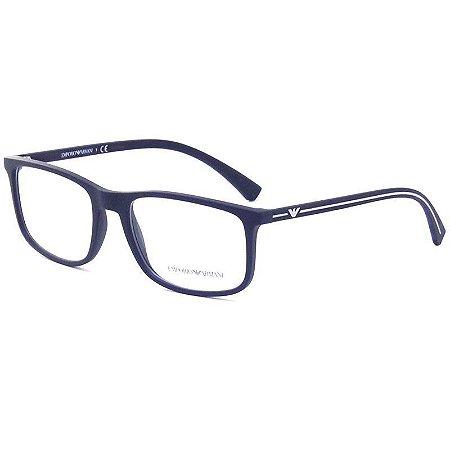 Armação Óculos de Grau Emporio Armani Masculino EA3135 5692