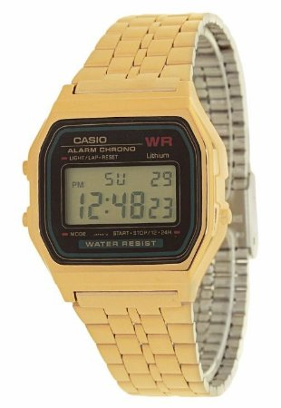 Relógio Casio Feminino Vintage Digital A159WGEA1DF