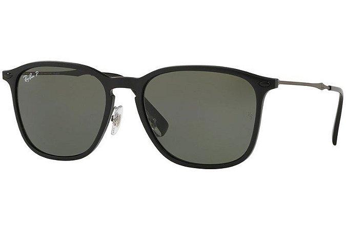 Óculos de Sol Ray-Ban Tech RBR8353 63519A 56 Polarizado
