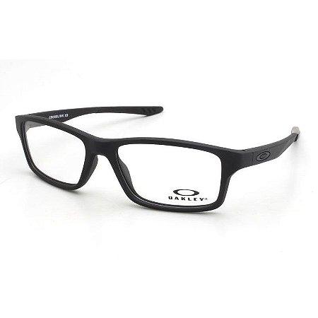 Armação Óculos de Grau Oakley Infantil Crosslink XS OY8002-01