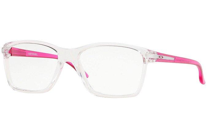 Armação Óculos de Grau Oakley Infantil Cartwheel OY8010-01