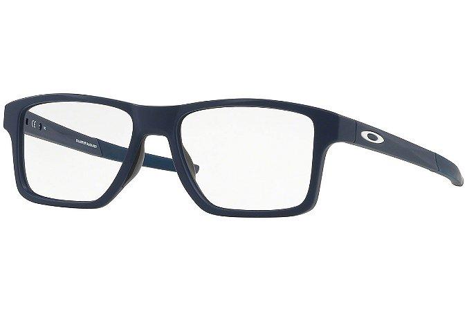 Armação Óculos de Grau Oakley Masculino Chamfer Squared OX8143-04