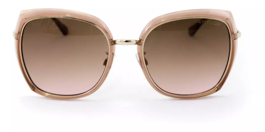 Óculos de Sol Feminino Atitude AT5418 T01