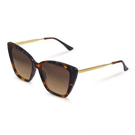 Óculos de Sol Feminino Atitude AT5430 G21