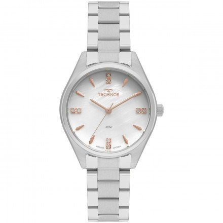 Relógio Technos Feminino Elegance 2036MKR/1B