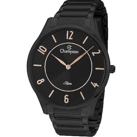 Relógio Champion Feminino Slim Analógico CA21759P
