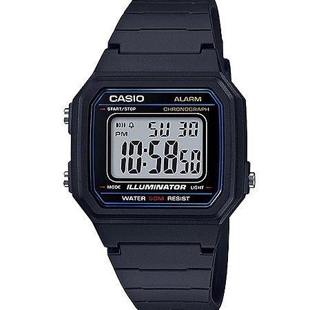Relógio Casio Masculino Digital W217H1AVDF
