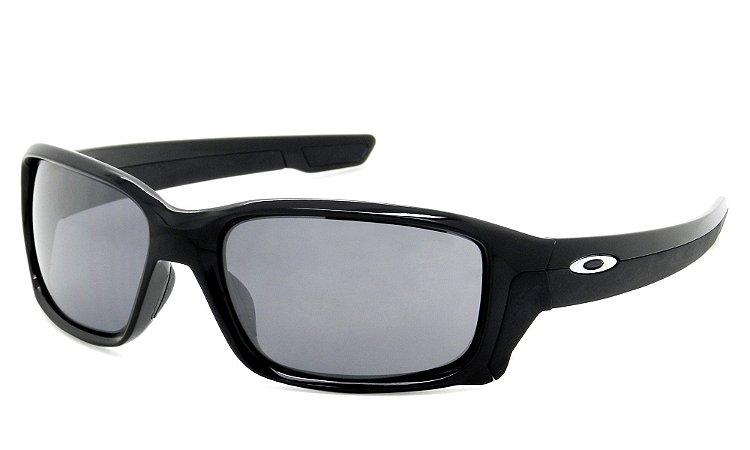 Óculos de Sol Oakley Straightlink Polished Black  OO9331-1658