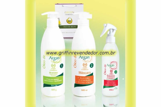 Kit de argan