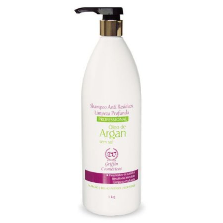 Shampoo de argan profissional 1kg
