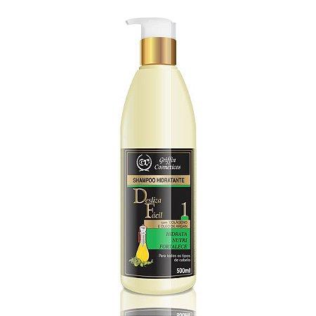 Shampoo desliza fácil 500ml