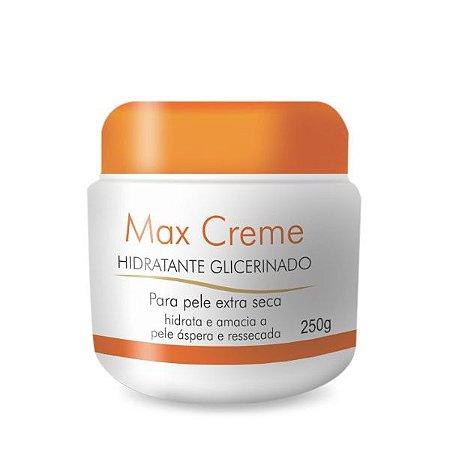 Max creme glicerinado 250ml