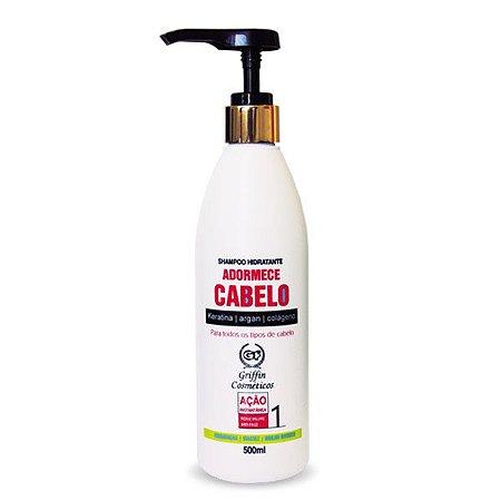Shampoo adormece cabelo 500ml