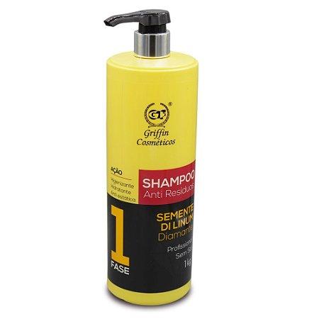 Shampoo semente di linum