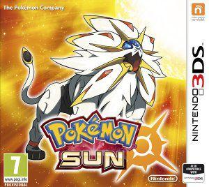 Pokémon Sun para 3DS