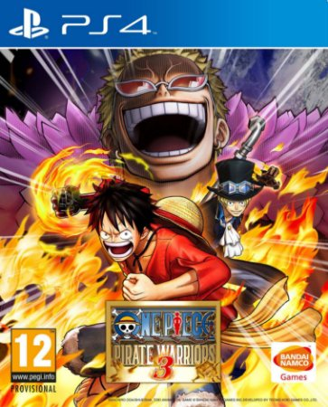 One Piece Pirate Warrior para PS4
