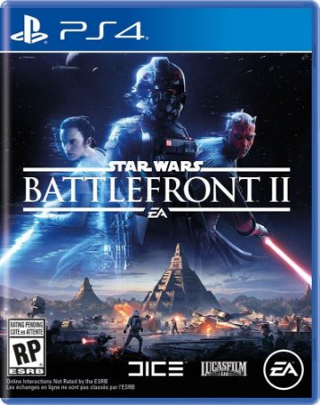 Star Wars Battlefront 2 para PS4