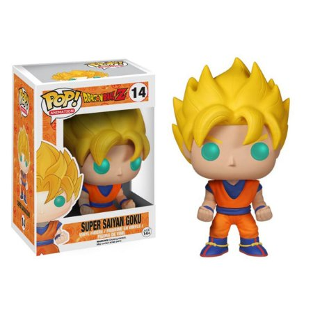 Funko Pop DRAGON BALL Z SUPER SAIYAN GOKU 14