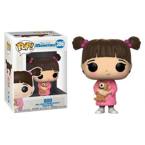 Funko Pop MONSTERS BOO 386