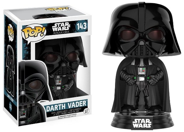 Funko Pop STAR WARS ROGUE ONE DARTH VADER 143