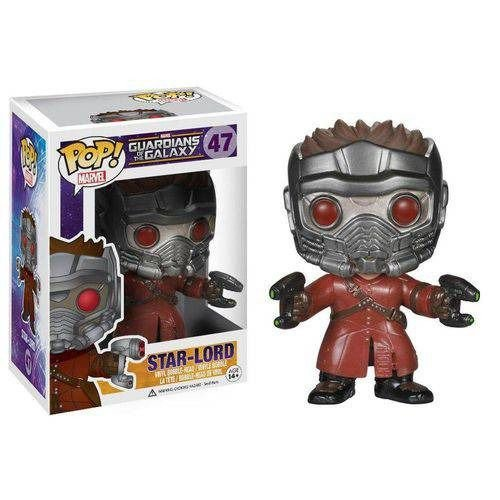 Funko Pop GUARDIANS OF THE GALAXY STAR LORD 47