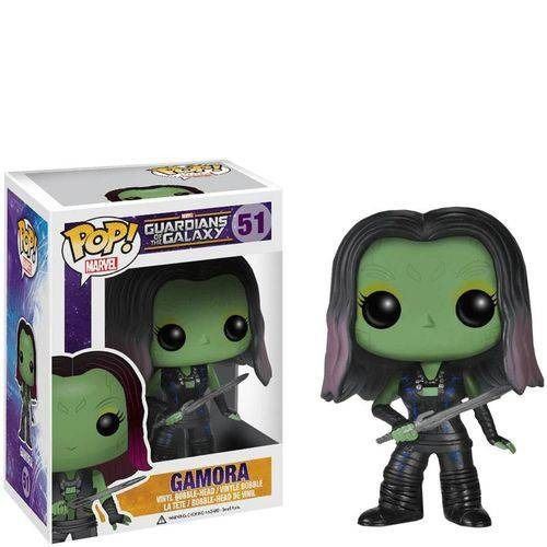 Funko Pop GUARDIANS OF THE GALAXY GAMORA 51