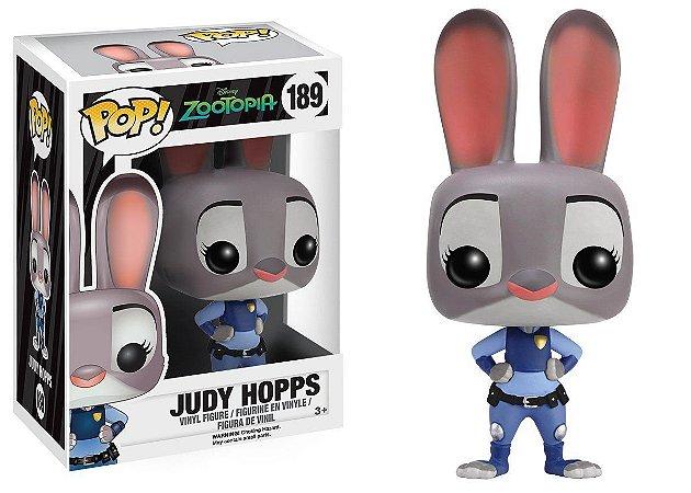 Funko Pop ZOOTOPIA JUDY HOPPS 189