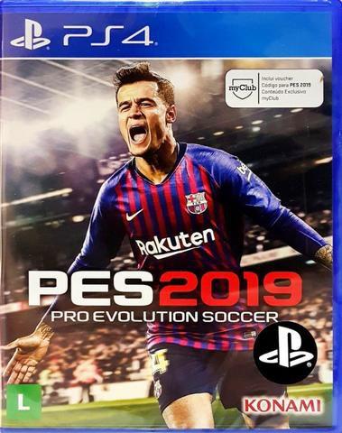 PES 19 PRONTA para PS4