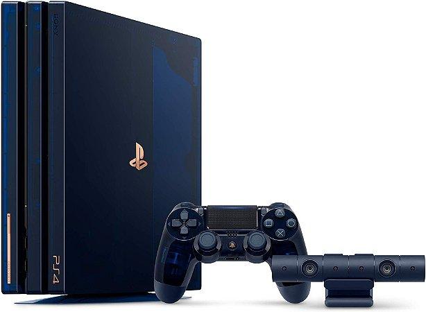 Playstation 4 PRO 2TB - Edição Limitada 500 Million