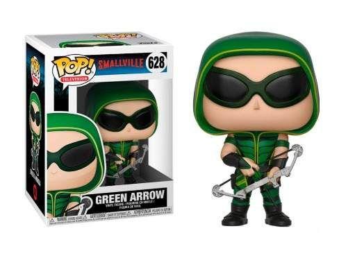 Funko Pop Smallville Green Arrow 628