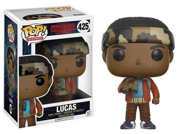 Funko Pop Stranger Things Lucas 425