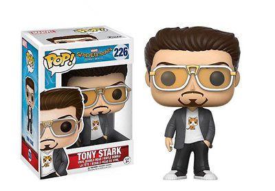 Funko Pop Spider Man Homecoming Tony Stark 226