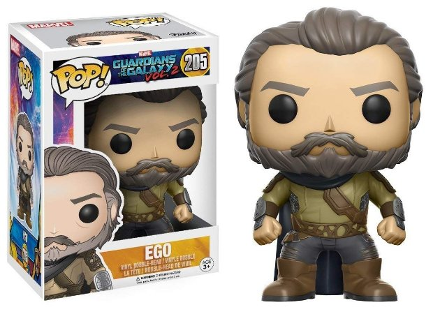 Funko Pop Guardians of the Galaxy vol 2 Ego 205