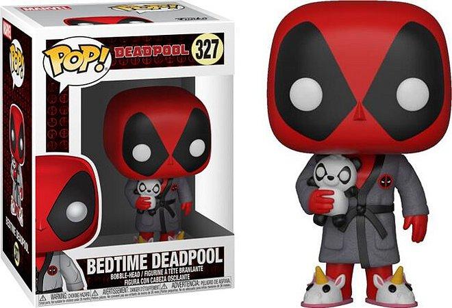 Funko Pop Deadpool Bedtime 327