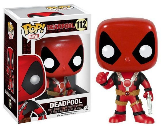 Funko Pop Deadpool 112