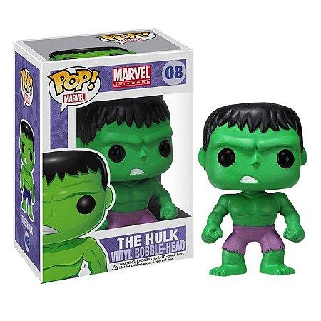 Funko Pop Marvel Universe the Hulk 08