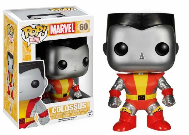 Funko Pop Marvel Colossus 60