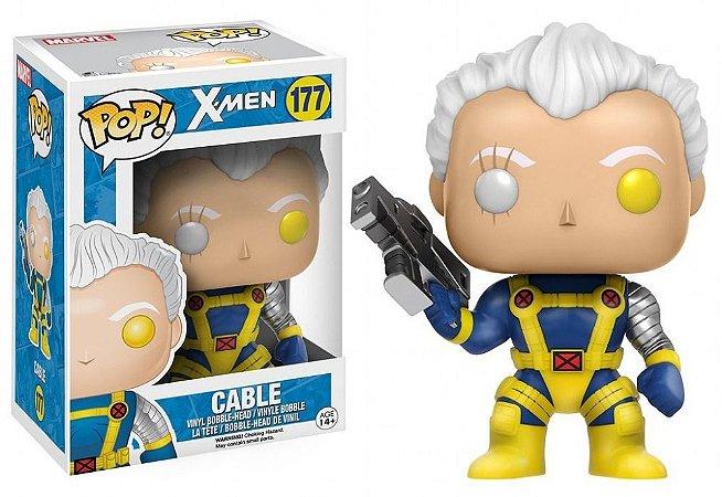 Funko Pop Marvel X-Men Cable 177