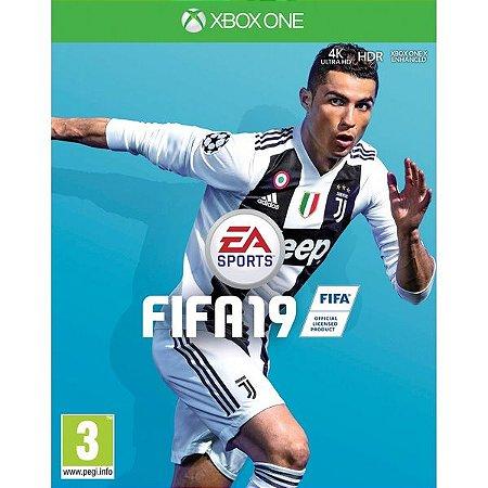 FIFA 19 para XBOX ONE