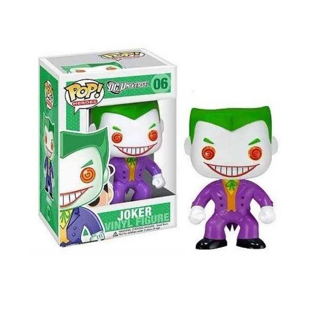 Funko Pop DC Super Heroes The Joker 06