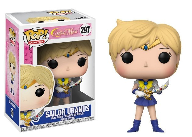 Funko Pop Sailor Moon Uranus 297