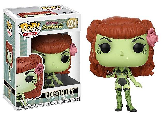 Funko Pop DC Comics Bombshells Poison Ivy 224