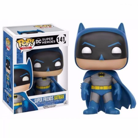 Funko Pop DC Super Heroes friends Batman 141