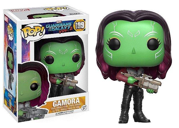 Funko Pop Guardians of the Galaxy vol 2 Gamora 199