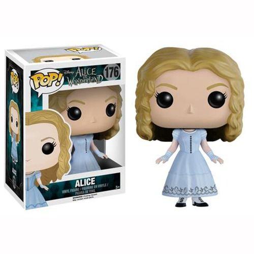 Funko Pop Alice in Wonderland Alice 176