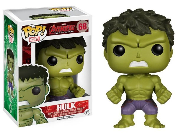 Funko Pop Avengers Hulk 68