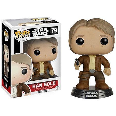 Funko Pop Star Wars Han Solo 79