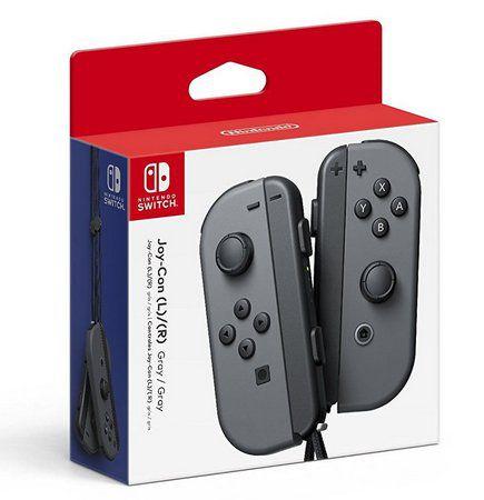 Controle Joy Con preto para Nintendo Swich